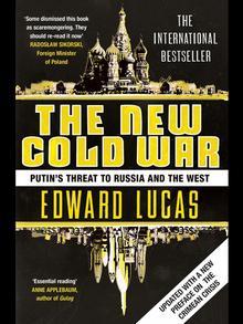 Обкладинка книги Нова холодна війна: Як Кремль загрожує Росії і Заходу