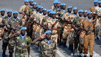 Chadian contributes a large number of MINUSMA troops fighting Boko Haram