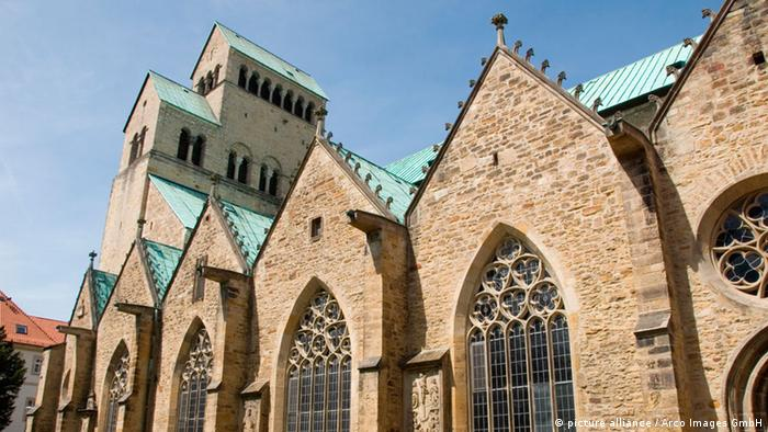Dom in Hildesheim - Foto: picture alliance / Arco Images GmbH