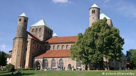 Dom in Hildesheim (picture-alliance/dpa)