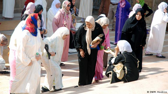 Aid Al-Fitr Zuckerfest in Marokko - Foto: DW, Mustapha Houbice