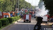 Nigeria Terror Anschlag Abuja