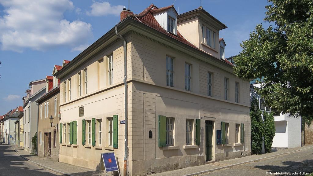 Naumburg No Olvida A Nietzsche Ciudades Y Rutas Dw