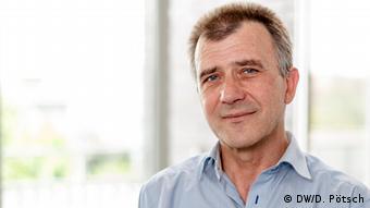 Deutsche Welle Sportredaktion Gerhard Sonnleitner
