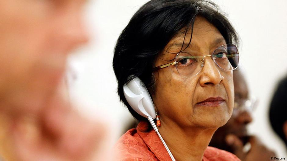 Pillay acusa a Consejo Seguridad ONU de actuar por intereses propios | DW | 22.08.2014