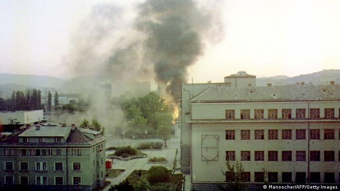 Granatiranja Sarajeva su koštala života brojne civile, među njima i 1600 djece