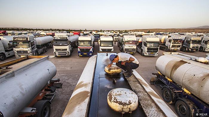 Cisterne na granici Irana i Avganistana - još jedan put kojim ide nafta