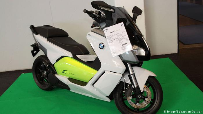 BMW E-Scooter C Evolution