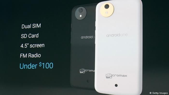 Google Smartphone Android One