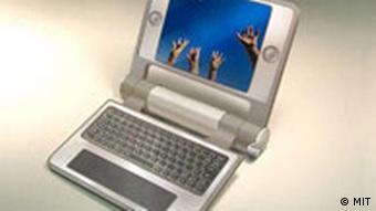WSIS Weltinformationsgipfel - 100 Dollar Laptop