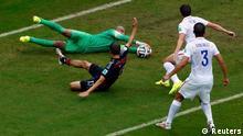 FIFA Fußball WM 2014 USA Deutschland