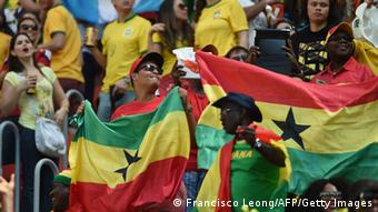 WM 2014 3. Spieltag Portugal - Ghana (Francisco Leong/AFP/Getty Images)