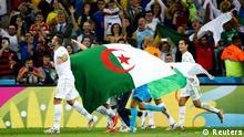 FIFA Fußball WM 2014 Algerien Russland