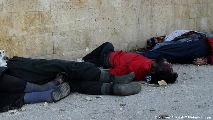 تابهحال بسیاری از شهروندان در مناطق تحت کنترل داعش در ملاء عام اعدام شدند