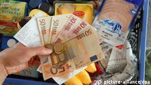 Symbolbild Inflation und Kaufkraft