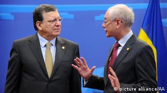 Barroso i Van Rompuy sada čekaju odgovor vlada članica EU