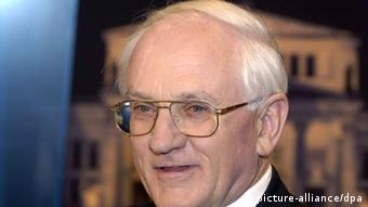 Pater Eberhard von Gemmingen Radio Vatikan (picture-alliance/dpa)