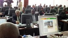 Mitglieder des Parlaments von São Tome und Príncipe