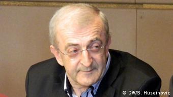 Konferenz Habsburg in Sarajevo - Napredak Franjo Topic