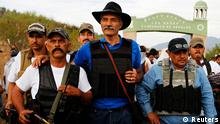 Jose Manuel Mireles Mexiko ARCHIVBILD 2013