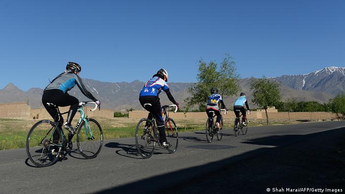 Afghanistan Frauen Sport (Shah Marai/AFP/Getty Images)