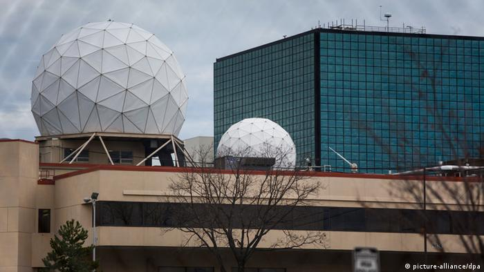 Sediul central NSA în Maryland, SUA