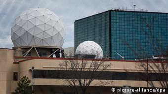 NSA-Hauptquartier in Fort Meade (Maryland)