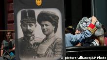 100. Jahrestag Attentat von Sarajevo