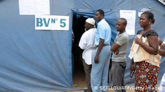 Wahlen in Senegal