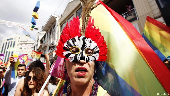Istanbul Gay Pride 2014
