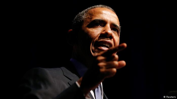 US-Präsident Barack Obama (Foto: Reuters)