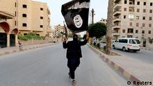 ISIS ruft Kalifat Staat aus in Irak und Syrien