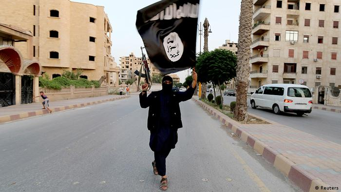 ISIS ruft Kalifat Staat aus in Irak und Syrien (Reuters)