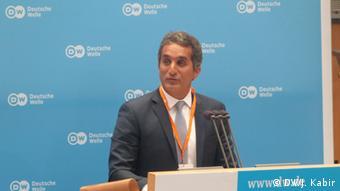 GMF Global Media Forum 2014 Bassem Youssef
