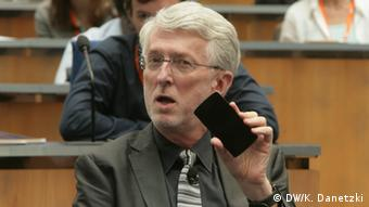 Jeff Jarvis at the GMF