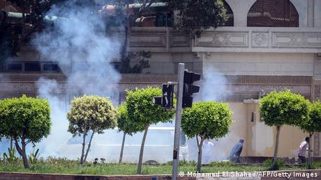 Kairo Anschlag 30.06.2014