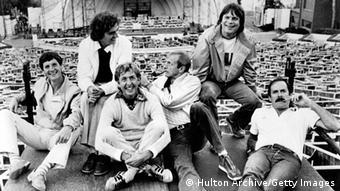 Οι βρετανοί κωμικοί Monty Python