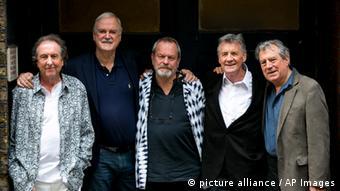 Monty Python 2014