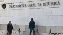 Titel: Generalstaatsanwaltschaft Portugals Bildbeschreibung: Die Generalstaatsanwaltschaft (Procuradoria-Geral da República) ist das höchste Organ der Staatsanwaltschaft in Portugal. Fotograf: João Carlos / DW Wann wurde das Bild gemacht: 28.06.2014 Wo wurde das Bild aufgenommen: Lisboa / Portugal