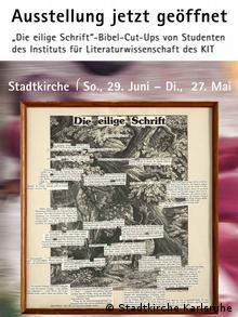 Афиша выставки Срочное Писание