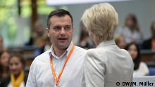 GMF Global Media Forum 2014 Bobs Award Winner Reporter ohne Grenzen Dmytro Gnap