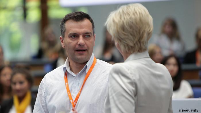 Дмитро Гнап знімається з виборів
