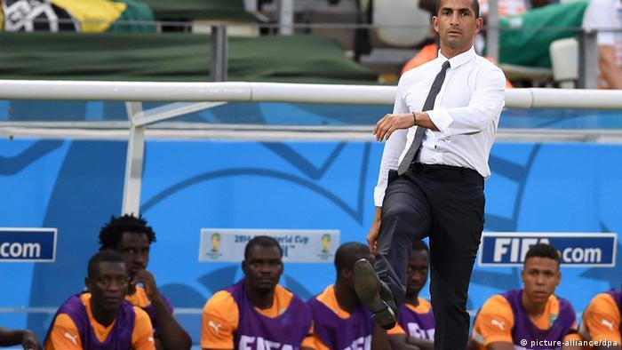 لاعبون عرب بقمصان أجنبية في مونديال البرازيل   جميع ...