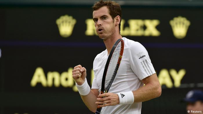 Andy Murray besiegt Kevin Anderson