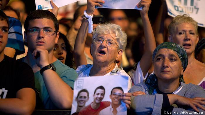 cei trei tineri israelieni ucisi de hamas