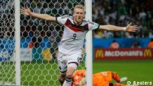 WM 2014 Achtelfinale Algerien Deutschland