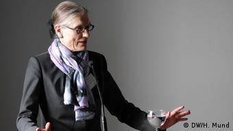 Taskforce-Leiterin Ingeborg Berggreen-Merkel