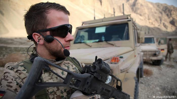wie viele soldaten waren in afghanistan
