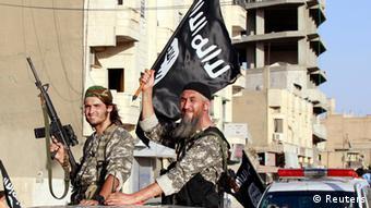 گروه داعش در سوریه