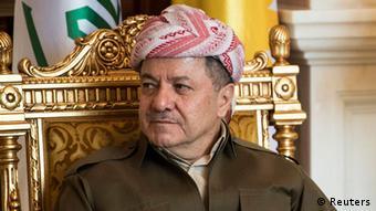 Masud Barsani Kurdischer Präsident